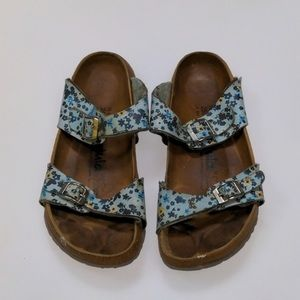 Birkenstock Blue Sandals Size 39